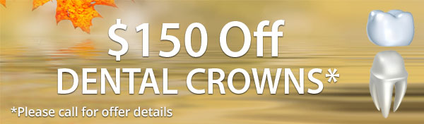 dental crown discount