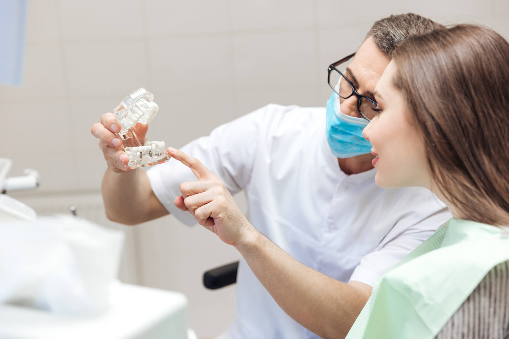 what are dental mini implants
